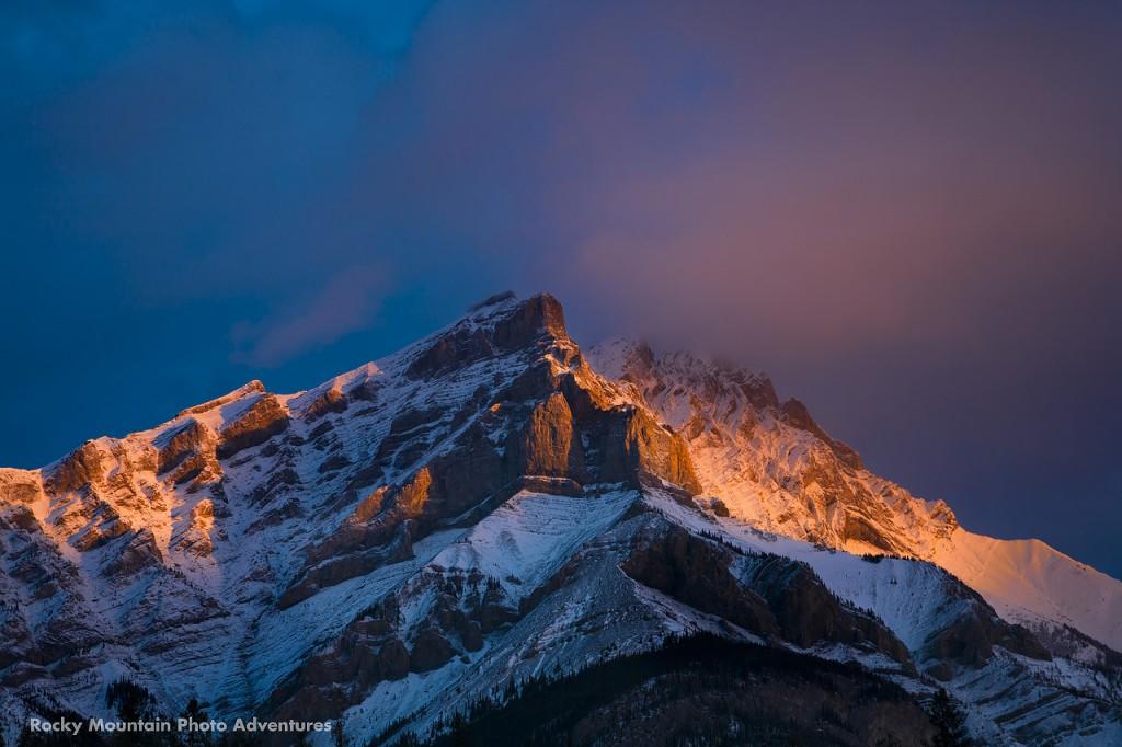 Cascade Snow Peak